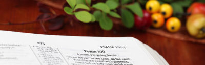 Psalms and Proverbs Times Twelve